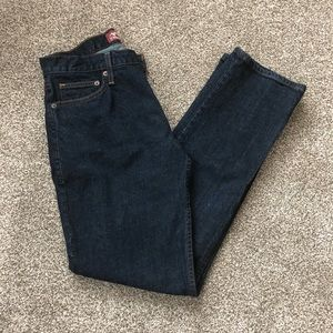 Men's Arizona slim straight jeans. Like new 30x32